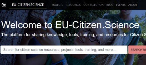 Une plateforme européenne pour les sciences participatives